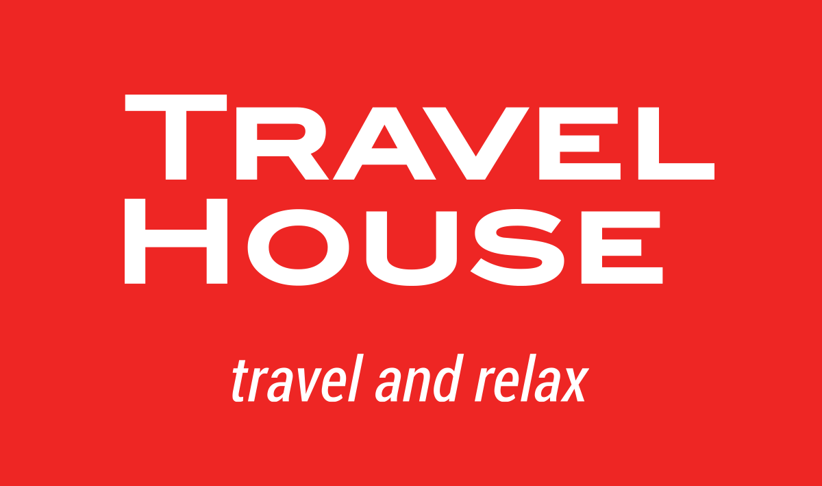 travel house logo